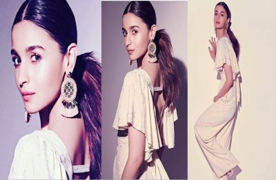 Alia Bhatt looks surreal in this complete white ensemble