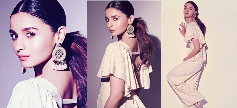 Alia Bhatt looked surreal in this complete white ensemble (Instagram)