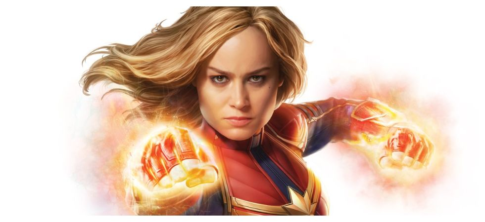 'Captain Marvel' Makes Timely Landing In Post #MeToo