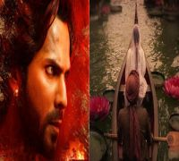 Varun Dhawan's look for Kalank out; actor looks fiery and fearless