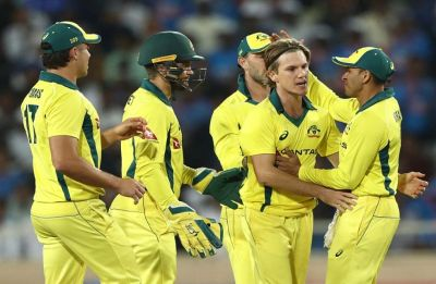 IND V AUS: Australia keep the series alive after cracker victory at Ranchi