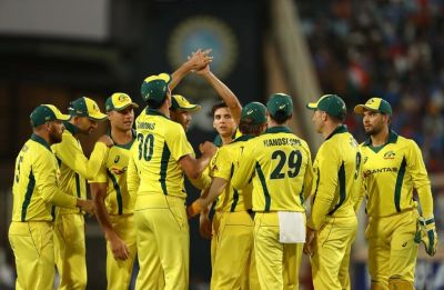 IND Vs AUS: 3rd ODI HIGHLIGHTS: Australia beat India by 32 runs