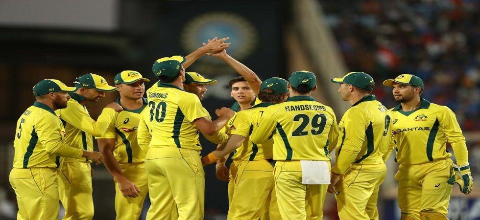 Virat Kohli's Indian cricket team has chosen to bowl against Australia in the Ranchi ODI. Get live cricket score and updates of Ranchi ODI here. (Image credit: Twitter)