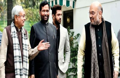 Bihar Opinion Poll: NDA may win 27 seats with 45 per cent vote share in Lok Sabha Elections