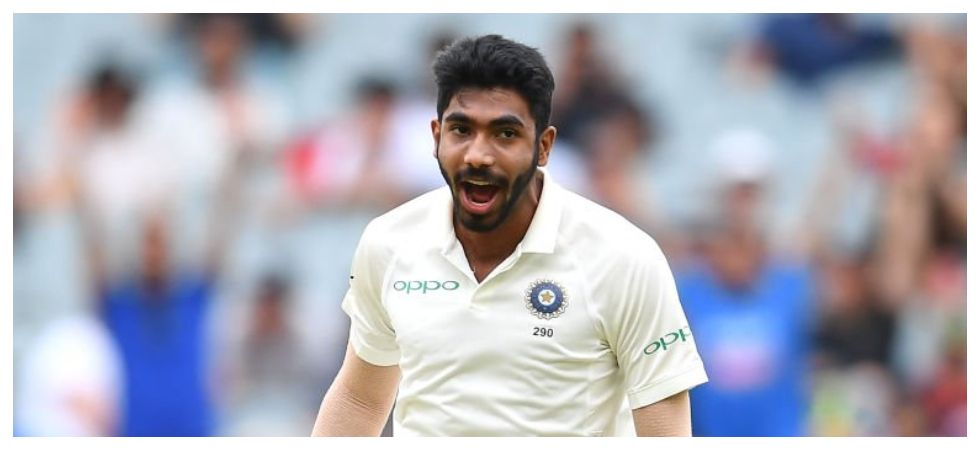 Jasprit Bumrah has been included in Grade A+ of the BCCI centrally contracted players, which gives him an annual retainer of Rs 7 crore. (Image credit: BCCI Twitter)
