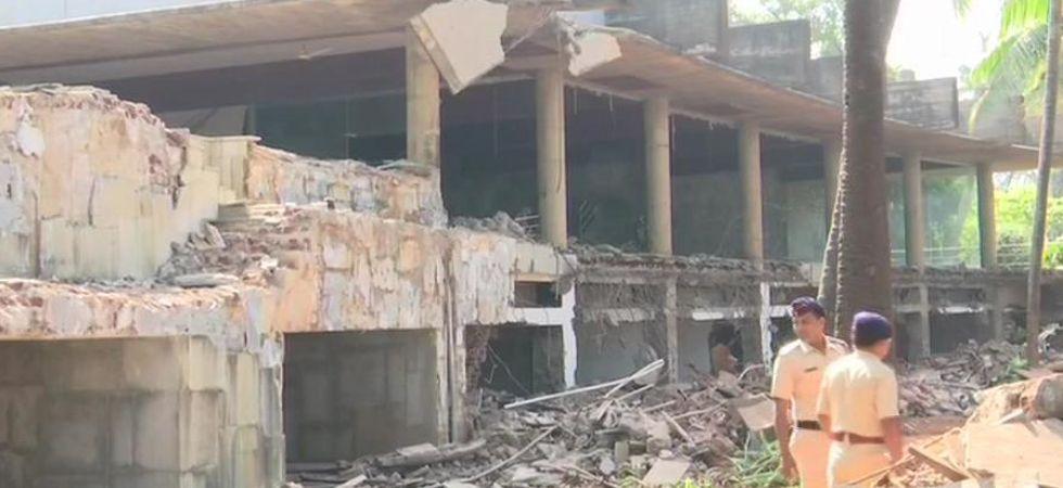 Fugitive diamantaire Nirav Modi's seaside bungalow demolished by Alibaug authorities