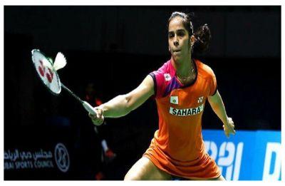 Saina Nehwal crashes out of All England Badminton tournament