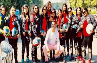 On International Women's Day, Akshay Kumar flags off marathon to create awareness around menstruation