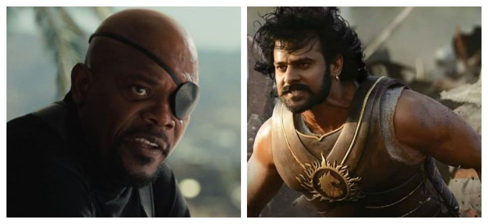 Samuel L Jackson wants to have a role in 'Baahubali 3' (Photo: Twitter)