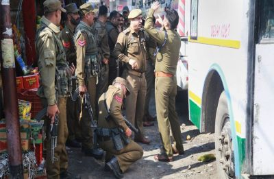 Jammu bus stand blast: 2 dead, 32 injured in grenade explosion, shopkeepers appealed to install CCTV cameras