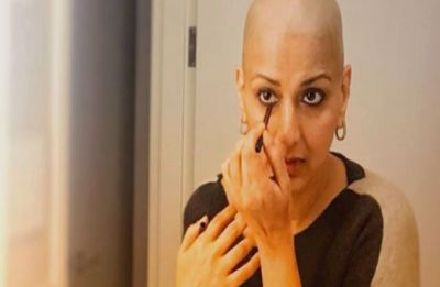 Sonali Bendre on her cancer: Doctors told me that I had 30 percent chance of survival
