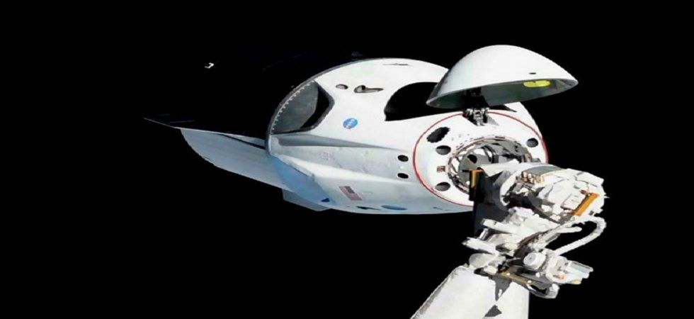 SpaceX capsule back on Earth, paves way for new manned US flights (file photo)