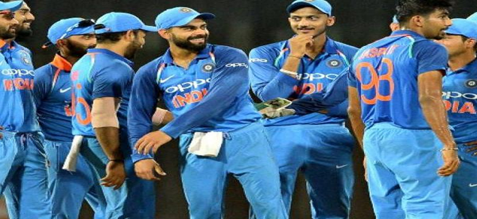 Since 2017, Indian cricketers are providing their whereabouts to WADA (Image Credit: Twitter)