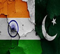 Amid strain ties, India-Pakistan delegations discuss relations between the countries