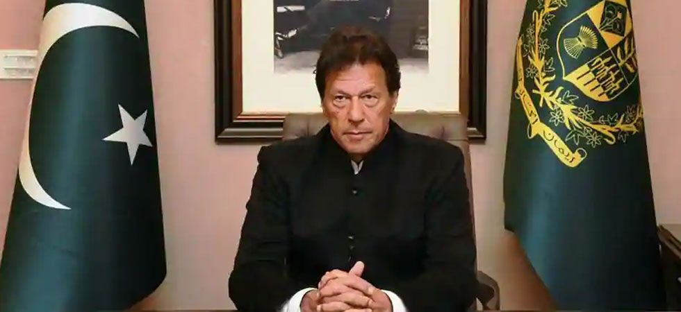 Pakistani Prime Minister Imran Khan. (PTI Photo)