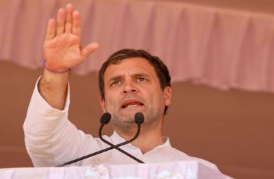 Who escorted Jaish chief Masood Azhar to Kandahar, Rahul Gandhi asks PM Modi