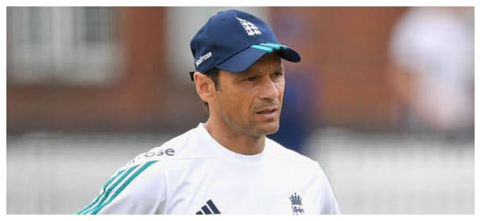 Mark Ramprakash was appointed as the batting coach of the England cricket team in 2014. (Image credit: Twitter)