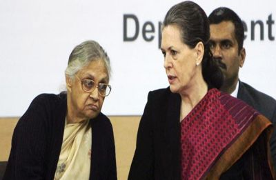 Days after Congress rules out alliance with AAP, Sheila Dikshit meets Sonia Gandhi