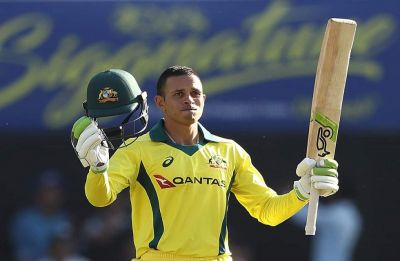 Usman Khawaja becomes second oldest Australian to score maiden ton