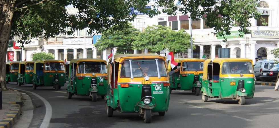 Auto-rickshaw rides to get costlier in Delhi, fares hiked by Rs 1.50 per kilometre (File Photo)