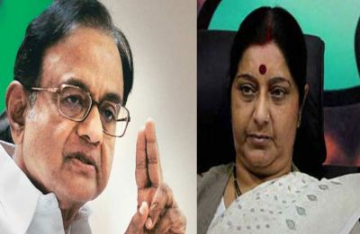 'Will Sushma Swaraj swoop down to London and bring back Nirav Modi,' asks Chidambaram