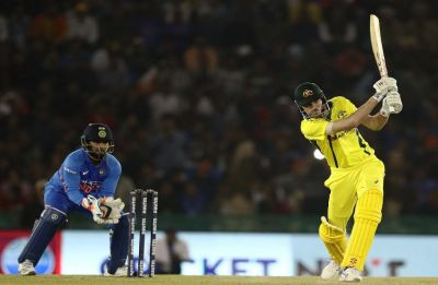 IND Vs AUS: 4th ODI HIGHLIGHTS: Australia beat India by 4 wickets to level five-match series