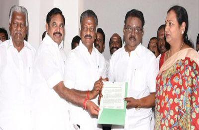 BJP-AIADMK alliance strengthens as Vijayakanth's DMDK joins pact, gets 4 Lok Sabha seats