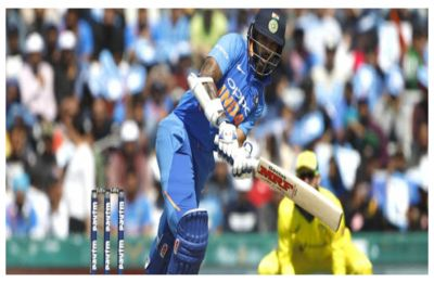 Shikhar Dhawan roars back to form with brilliant fifty at favorite venue
