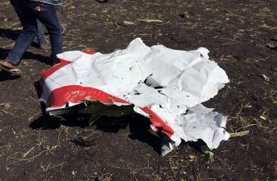 Four Indian passengers among 157 killed in Ethiopian Airlines plane crash
