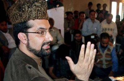 Mirwaiz Umar Farooq not to attend NIA questioning in Delhi over alleged terror funding