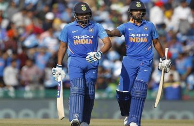Did not expect dew to come so heavily: Shikhar Dhawan after Mohali loss