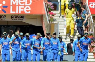 India was granted permission to wear Army-style caps: International Cricket Council
