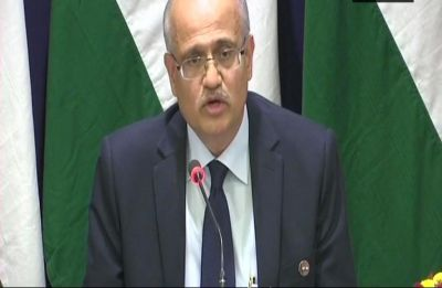 Amid Indo-Pak tension, Foreign Secretary Vijay Gokhale begins 3-day visit to US
