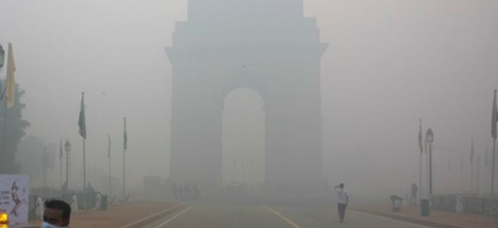 Air pollution may harm cardiovascular system of unborn babies./Image: ANI