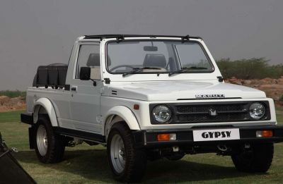 Maruti Suzuki decides to discontinue its popular offroader Gypsy