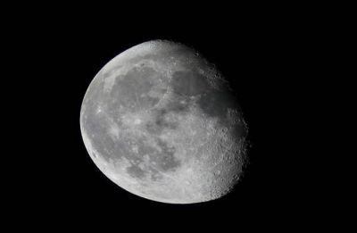 NASA orbiter spots water molecules moving around on Moon