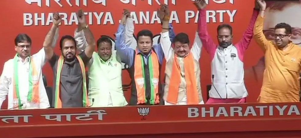 Anupam Hazra, the MP from Bolpur, was suspended by Trinamool Congress in January. (Image Credit: ANI)