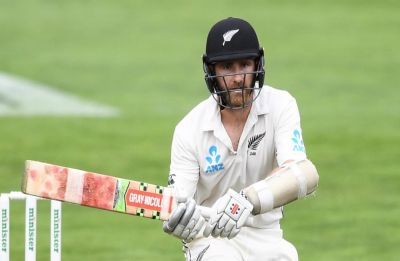 Kane Williamson in doubt for third Test against Bangladesh due to shoulder injury