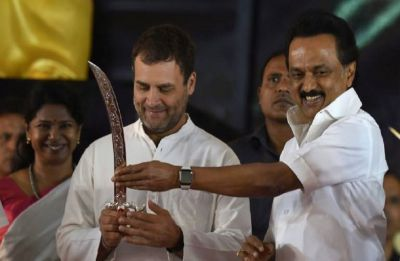 Opinion Poll: DMK-Congress combine to dampen spirit of AIADMK, BJP in Tamil Nadu