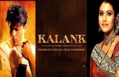 What! Karan Johar's dream cast for Kalank had Shah Rukh and Kajol in it!