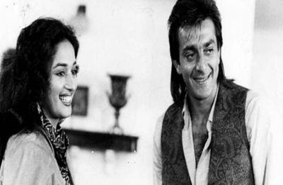 Sanjay Dutt on working with Madhuri Dixit: I'll try to work more with her