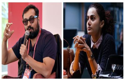 Anurag Kashyap and Taapsee Pannu to come together again for supernatural thriller