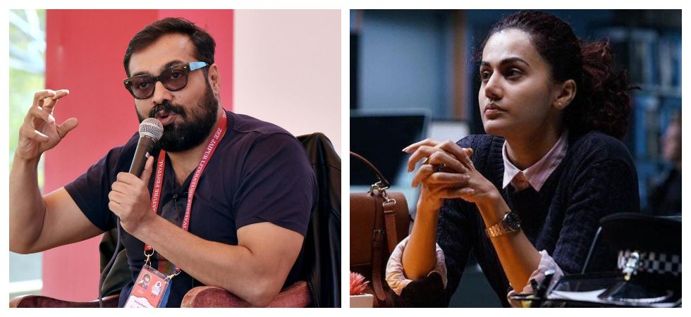 Anurag Kashyap and Taapsee Pannu to reunite for supernatural thriller (Photo: Twitter)