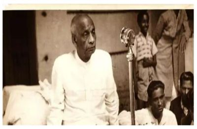 Web series on Sardar Vallabhbhai Patel's life in the works