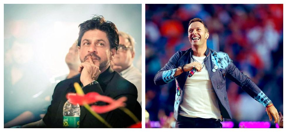 Coldplay's Chris Martin tweets 'Shah Rukh Khan Forever', SRK responds (Photo: Twitter)