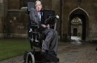 UK issues new 'black hole' coin in honour of Stephen Hawking