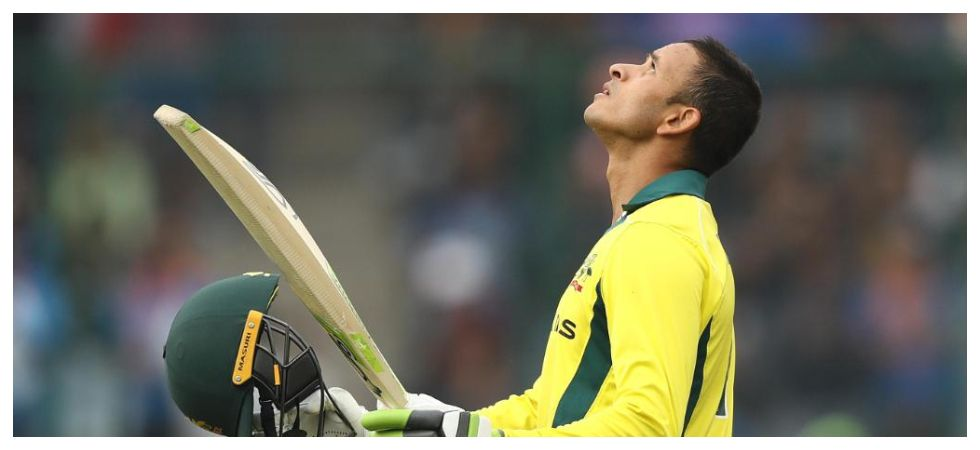 Usman Khawaja's century and a brilliant bowling display by Adam Zampa helped Australia beat India by 35 runs in New Delhi to clinch a bilateral ODI series after two years. (Image credit: Twitter)
