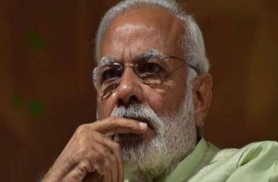 PM Narendra Modi's photos taken down from PMO, other government websites
