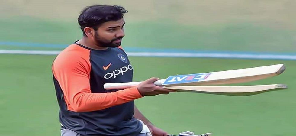 Rohit Sharma completes 8000 runs in ODIs (file photo)
