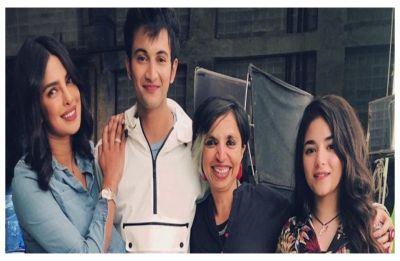 It's a wrap for Priyanka Chopra and Farhan Akhtar-starrer 'The Sky Is Pink'
